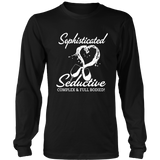Sophisticated  - Shirts & Hoodies (Click to view more Styles & Colors)
