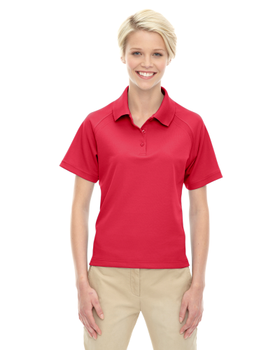 Ladies Extreme Eperformance Ottoman Textured Polo