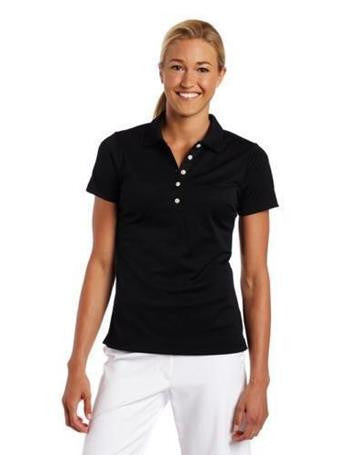 Ladies Nike Stretch UV Tech Polo