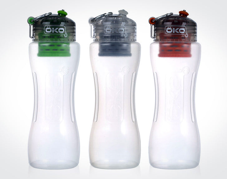 OKO - Filtered Water Bottle