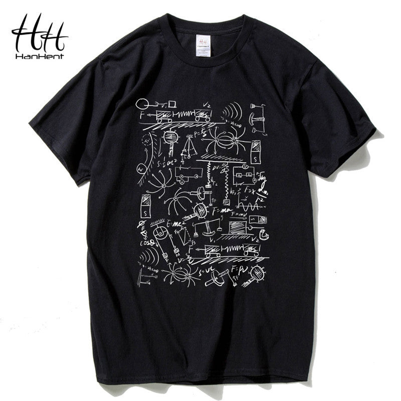 HanHent Physics T-shirts