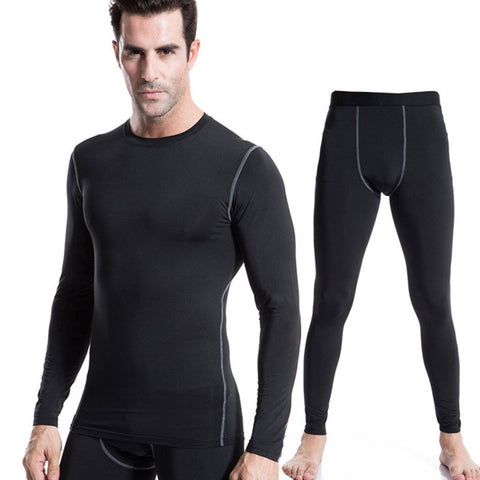 Compression sport running Gym fitness Clothes