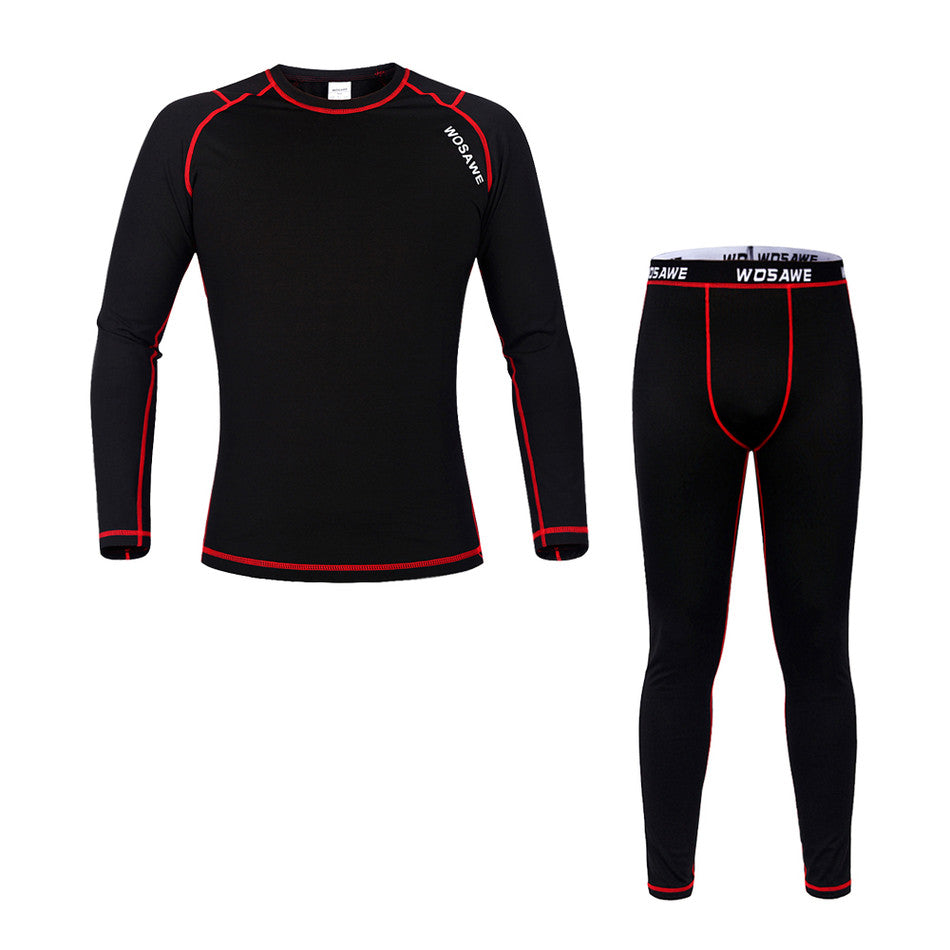 WOSAWE Men Compression Tights