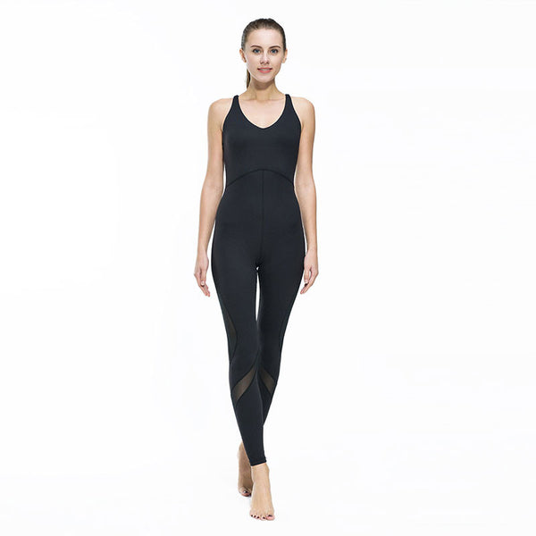 Women Fitness Running Jumpsuits