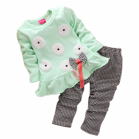 Fashion Baby Girls Winter Clothes