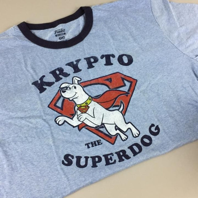 DC Comics - Legion of Collectors - Krypto the Superdog - T-Shirt