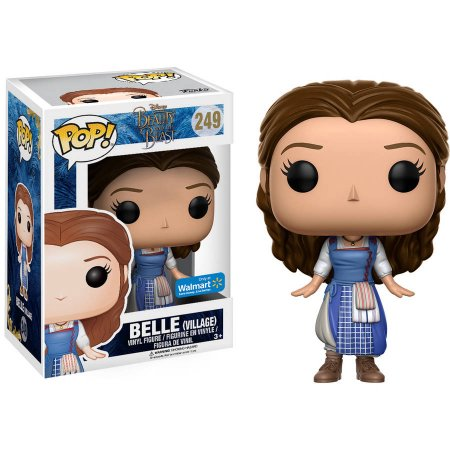 Beauty and the Beast - Belle - Village (249)