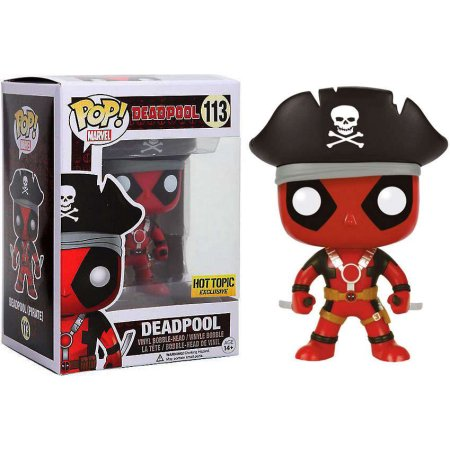 Marvel - Deadpool - Deadpool - Pirate (113)
