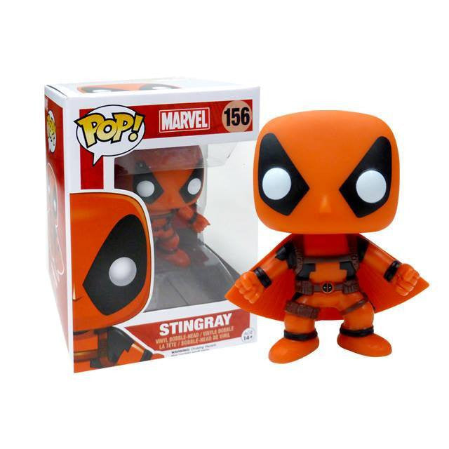 Marvel - Stingray (156) Pop! Vinyl, Funko - Collekt.co.uk