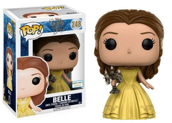 Funko Pop Disney - Beauty and the Beast - Belle - Candlesticks (248) Pop! Vinyl, Funko - Collekt.co.uk