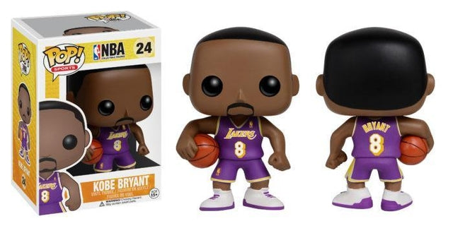 NBA - Kobe Bryant - SDCC (24) Pop! Vinyl, Funko - Collekt.co.uk