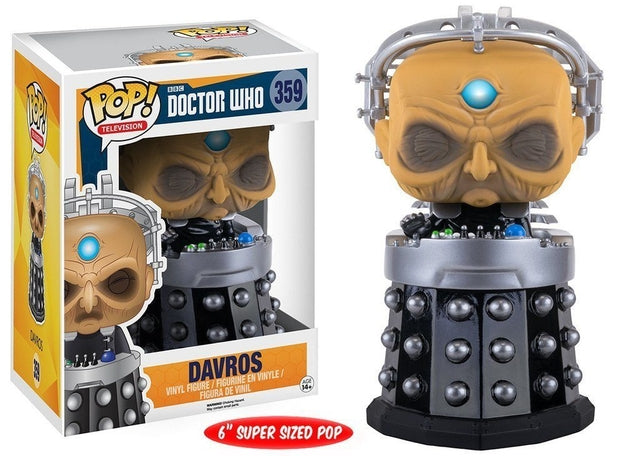 Doctor Who - Davros (359) Pop! Vinyl, Funko - Collekt.co.uk