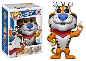 Kellogs Frosted Flakes - Tony the Tiger (08) - Collekt