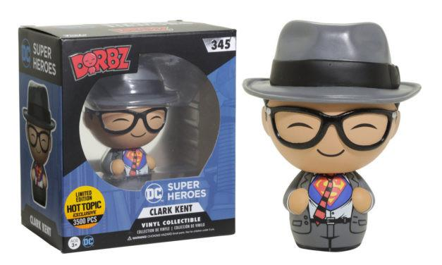 DC - Clark Kent (345) Dorbz, Funko - Collekt.co.uk