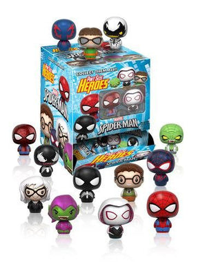 Spider-Man - Blind Bag (1 pc) - Collekt.co.uk - Funko Pop Vinyl - UK Stock!!