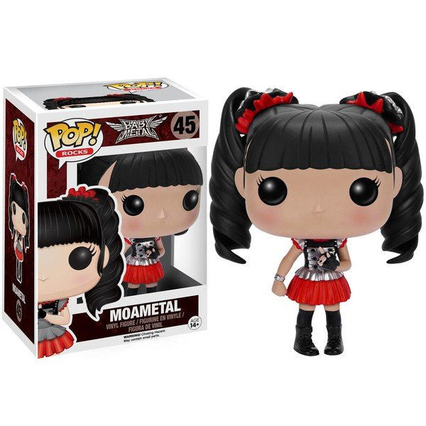Baby Metal - Moametal (45) - Collekt.co.uk - Funko Pop Vinyl - UK Stock!!
