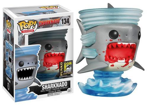 Sharknado - Sharknado - Bloody - SDCC (134) Pop! Vinyl, Funko - Collekt.co.uk