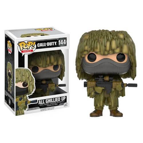 Call of Duty - All Ghillied Up (144) - Collekt.co.uk - Funko Pop Vinyl - UK Stock!!