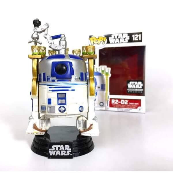 Star Wars - R2-D2 - Skiff (121) Pop! Vinyl, Funko - Collekt.co.uk
