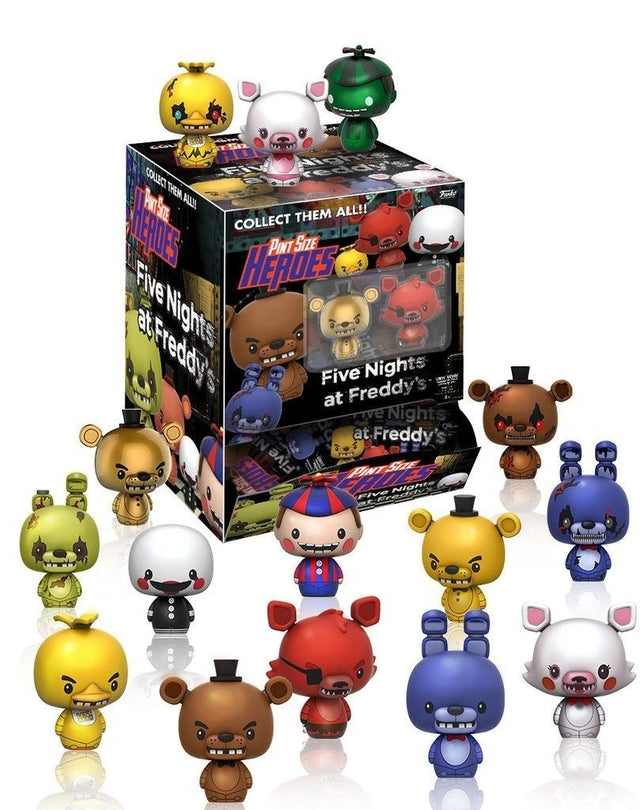 Five Nights at Freddys - Blind Bag (1 pc) - Collekt.co.uk - Funko Pop Vinyl - UK Stock!!
