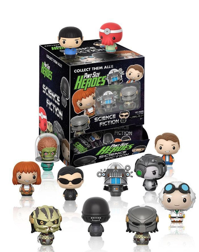 Funko PSH - Sci-Fi - x1 Blind Bag - PREORDER Pint Size Heroes, Funko - Collekt.co.uk