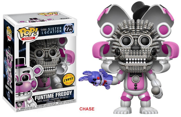 FNAF Sister Location - Funtime Freddy - Chase (225) - Collekt