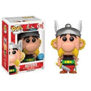 Asterix and Obelix - Asterix (129) Pop! Vinyl, Funko - Collekt.co.uk