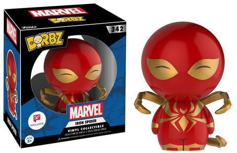Marvel - Iron Spider (342) Dorbz, Funko - Collekt.co.uk