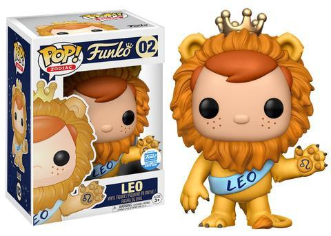 Freddy Funko - Leo (02) Pop! Vinyl, Funko - Collekt.co.uk