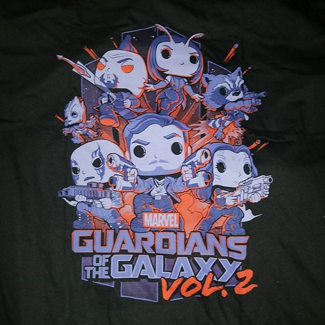Guardians of the Galaxy 2 - Funko T-shirt