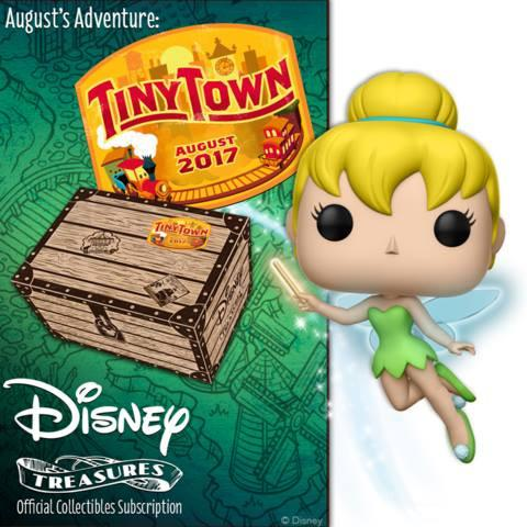 Disney Treasures - Tiny Town - August 2017 - PREORDER - Collekt