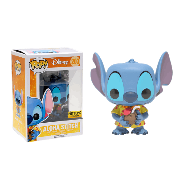 Disney - Aloha Stitch (203) - Collekt
