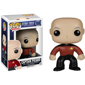 Star Trek TNG - Captain Picard (188) - Condition 8/10