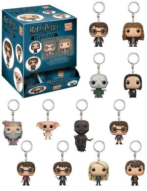 Harry Potter - Pocket Pop Keychain Blindbags Pocket Pop, Funko - Collekt.co.uk