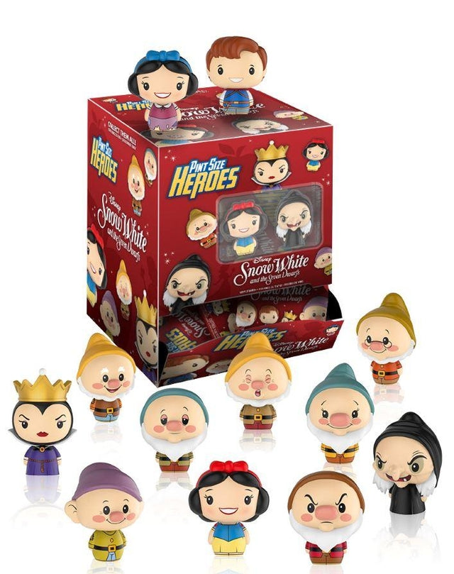 Disney - Snow White - Pint Size Heroes Blind Bags