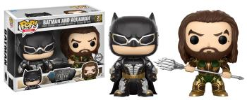 Justice League - Batman and Aquaman - 2 Pack