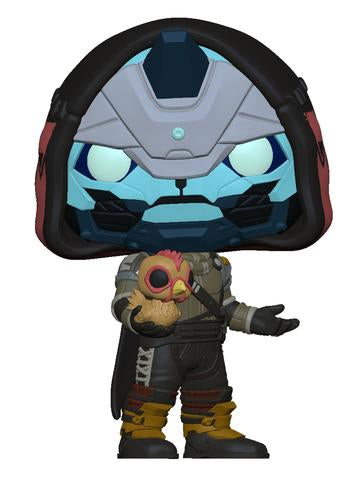 Destiny - Cayde 6 with Chicken