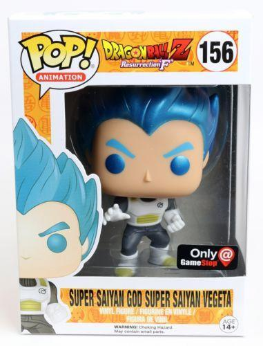 Dragon Ball Z - Super Saiyan God Super Saiyan Vegeta - Metallic (156)