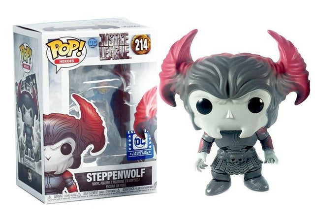 DC Comics - Justice League - Steppenwolf (214)