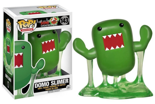 Ghostbusters - Domo Slimer (143)