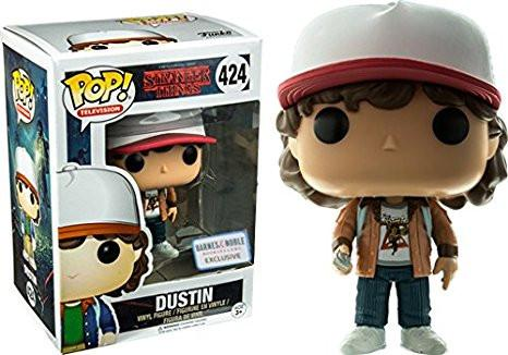 Stranger Things - Dustin (424) Pop! Vinyl, Funko - Collekt.co.uk