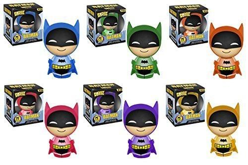 Funko Dorbz Heroes - Batman Series One - Collection - Collekt