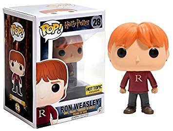 Harry Potter - Ron with Sweater (27) Pop! Vinyl, Funko - Collekt.co.uk