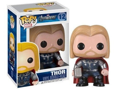 Avengers - Thor (12) Pop! Vinyl, Funko - Collekt.co.uk