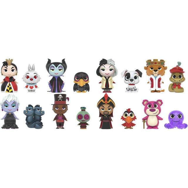 Disney - Villains and Pets - Open Box - Character Select