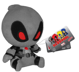 Marvel - Deadpool - Grey - Mopeez