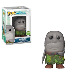 Disney - Moana - Maui - Shark Head - ECCC (376) [Condition 7/10]