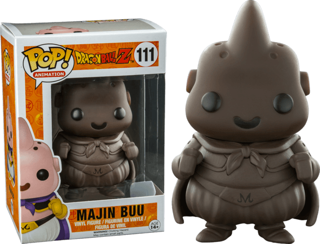 Dragon Ball Z - Majin Buu - Chocolate (111) Pop! Vinyl, Funko - Collekt.co.uk