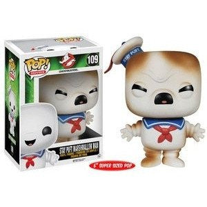 Ghostbusters - Stay Puft - Toasted (109) Pop! Vinyl, Funko - Collekt.co.uk