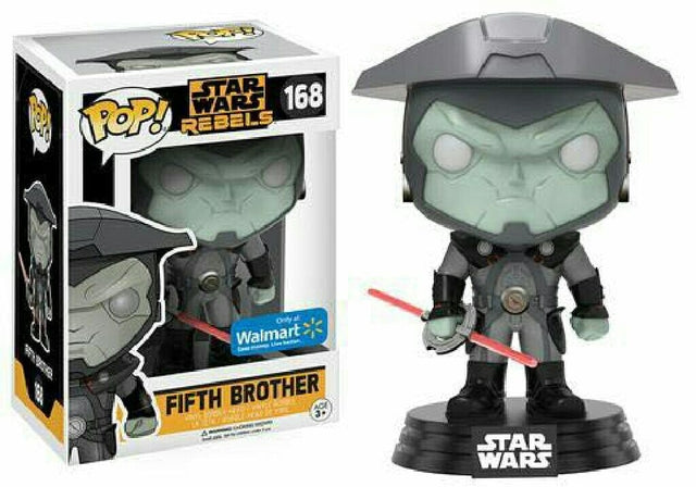 Star Wars Rebels - Fifth Brother (168)
